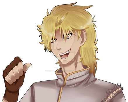 IT WAS ME, DIO! by SymphonicLullabies