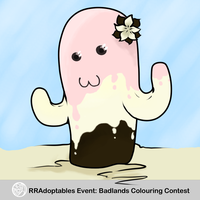 2015 Badland Colouring Contest by AliceTheHunted