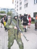 S.T.A.L.K.E.R. at ALA '08 by MaxArcher