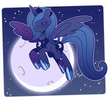 Luna Free by SupaCrikeyDave