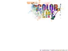Color Wallpaper Version I by Stephue