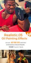 Realistic Oil Painting Effects Vol.5 by hazrat1