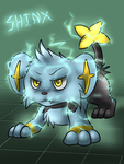 Shinx~ by Kuro-No-Yuki