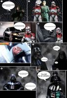 Darth Vader's Armour History by DarthDestruktor
