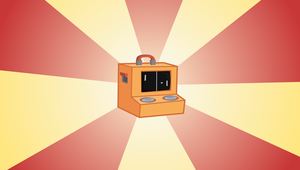 Video Game Machine Wallpaper by Gray-Gold