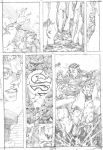 Old School Superboy Page 2 by paime77