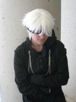 Riku: Thinking Over the Actions by VeneficusMagister