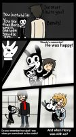 Ink instead of the heart - part 1 page 2 by AssassinSamanthaPaff