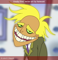 Freaky Fred by Hatecold