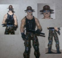 Code Name SGT Slaughter by lovefistfury
