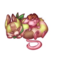 Sleepytime by Smushey