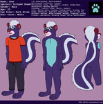 Sour 2014 Reference Sheet by Miffet