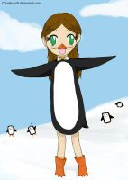 Penguin Suit by MsCappuccino