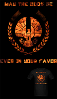 Hunger Games May The Odds Be Ever In Your Favor T by Enlightenup23