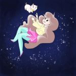 Bee and Puppycat by XEvieX