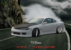 Nissan Silvia S15 Drifting by Mr-Ramon