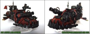 Looted Land Speeder by wibblethefish