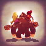 Kong Family by Andry-Shango
