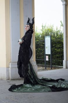 Maleficent8 by Valerie-Mrosek-Stock