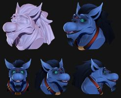Narsi Bust 2Hr Speed Sculpt by NBQuaternion
