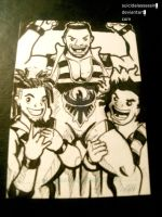 Inktober entry 10: The New Day by suicidalassassin