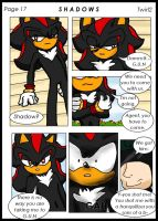 Shadows Issue 1 Page 17 by twirl2