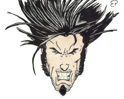 Wolverine by MoneyWithPhonso