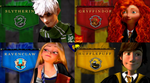 Hogwarts Elites- The Prefects by mirandaareli