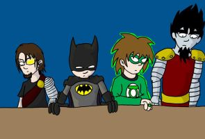 Heroes? by JoffOliver