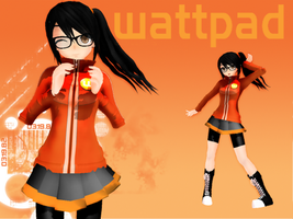 MoTME: Wattpad by GirlScoutLin343