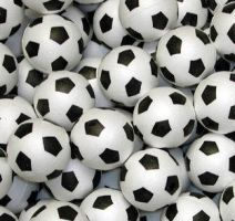 Soccer balls by ToNNeS