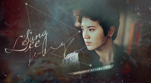 Sungjong / Destiny / Banner by Ciao-A