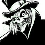 The Hatbox Ghost by JonFreeman