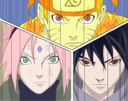 Naruto Chapter 634 by Fairybunny27