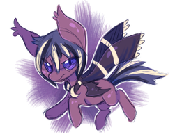.: Haunted Moon Bat Pony CLOSED :. by Spunky-Mutt