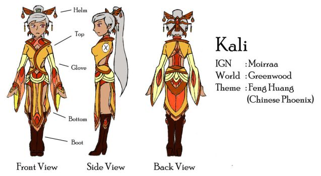 Dragon Nest - Kali 3 by Tresher
