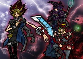 Yugi: King of Games by Kiarou