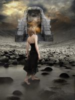 Between Two Worlds by iCasseith