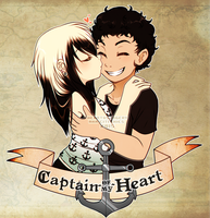 .~ Captain of my Heart ~. by heartXsurgery