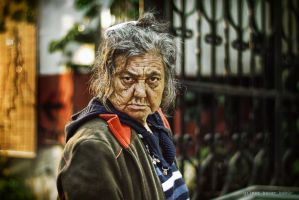 aunt from taksim... by basharbbr