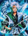 Bleach: Hitsugaya by RetkiKosmos