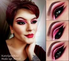 Rainbow Series: Red With Passion by KatelynnRose