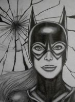 Batgirl by Comix-Chick