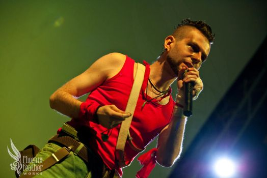 Live Action Vaas Montenegro Cosplay by StevenCojo