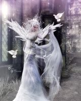 Angel Dance by CecileVCreation