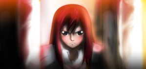 Fairy Tail Erza by Mr123GOKU123