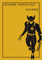 Wolverine: weapon x (files) by lestath87