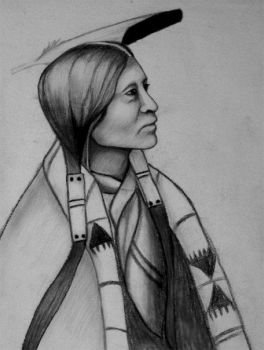 Native american2 by littleindian