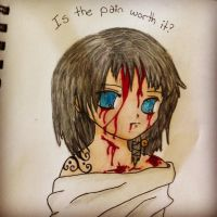 bloody anime by Angelsketch-artist