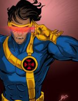 Cyclops colors by BDixonarts